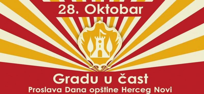 Celebration of the City Day of Herceg Novi