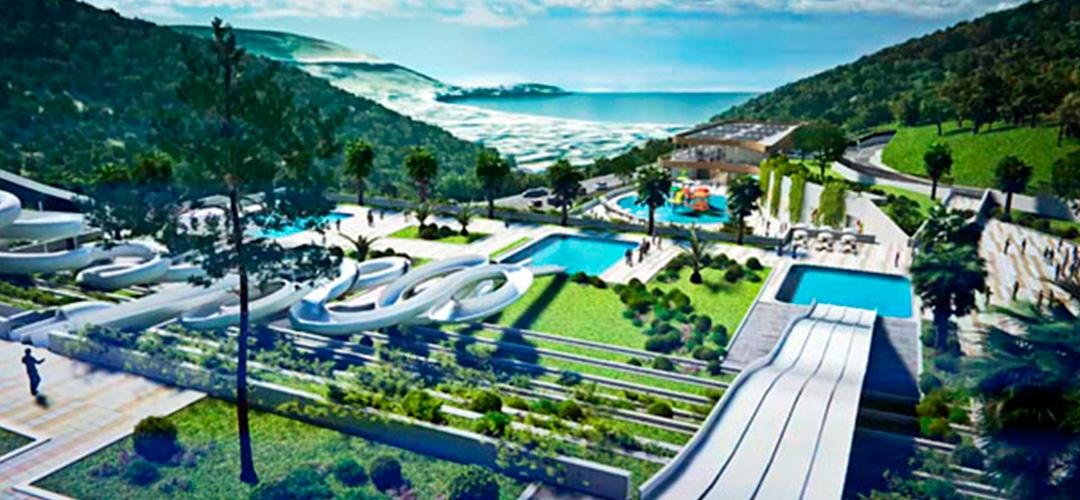 aqua park in budva open 15 06 2016