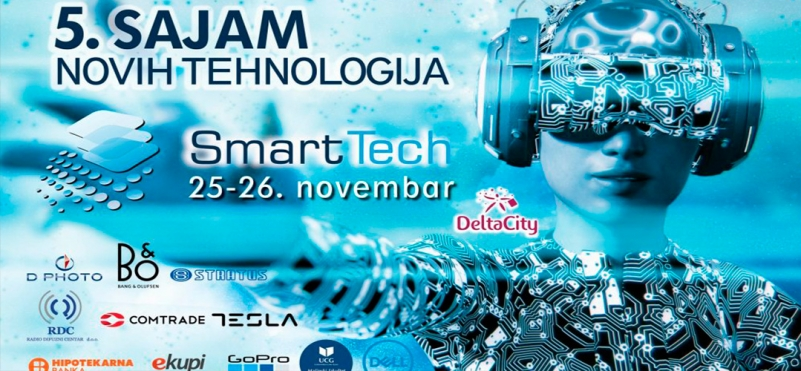 Fair of new technologies SMART TECH in Podgorica