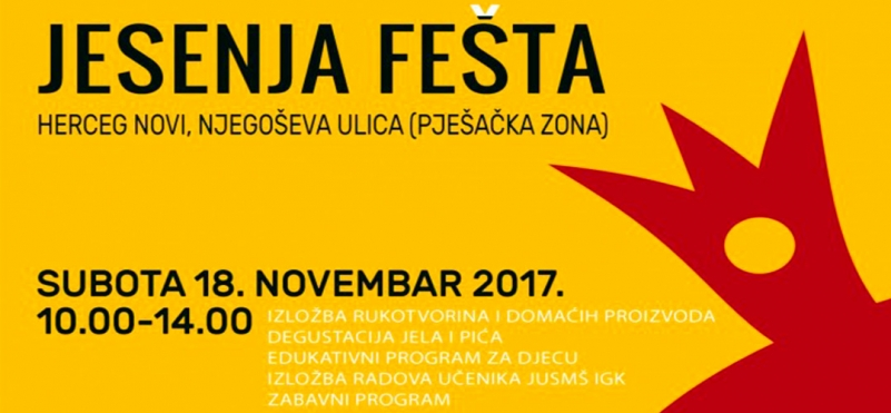 Autumn Festival in Herceg Novi