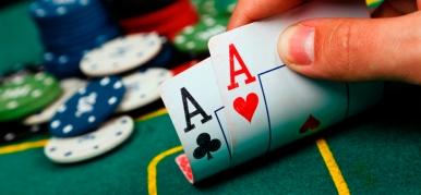 Poker u tvrđave Kastelo
