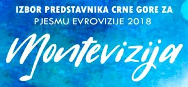 Glazbeno natjecanje Montevizija 2018!