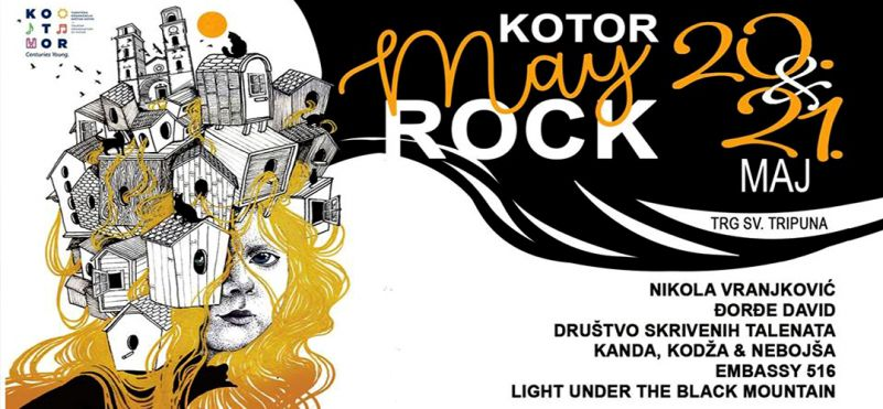Рок-фестиваль Kotor May Rock
