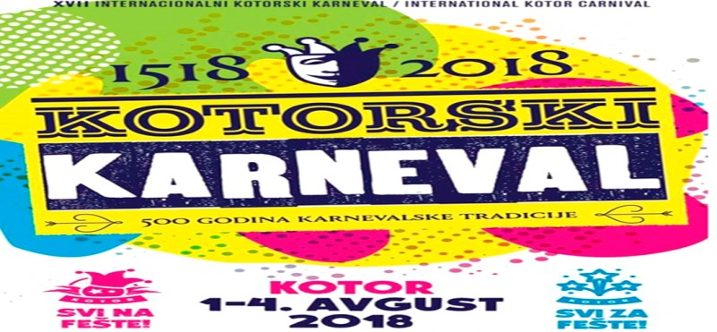17th International Summer Kotor Carnival