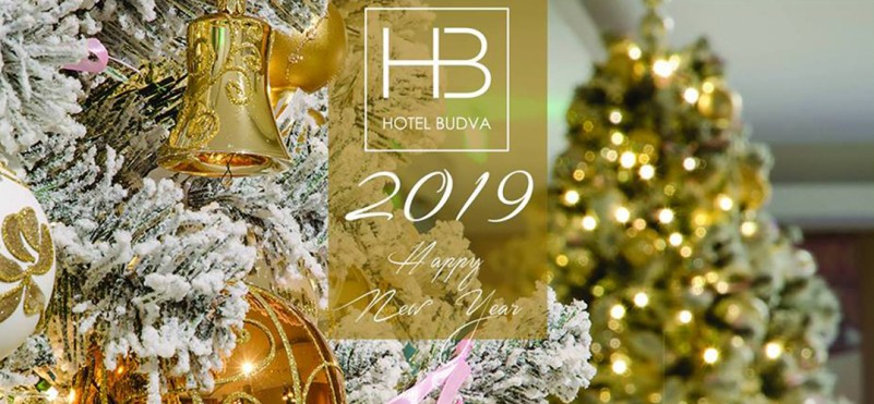 New Year Eve 2019 in the hotel Budva!