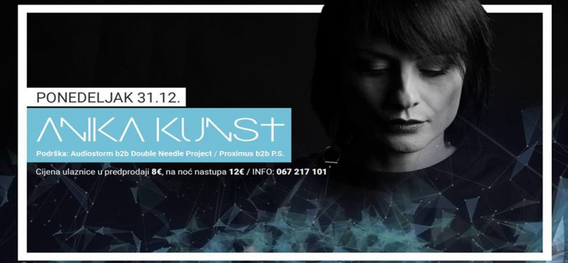 New 2019 Year in Techno Style with Anika Kunst