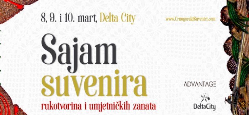 17th Fair of Souvenirs and Handicrafts in Podgorica