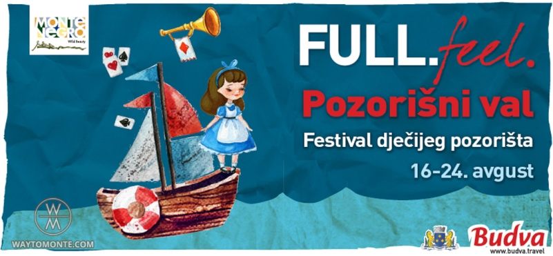 "International Festival of Children's Theatre ""Theater's wave 2016"""