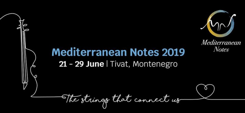 "Musical Festival ""Mediterranean Notes 2019"""