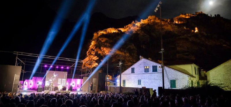 "III Festival of Light ""Palaces will shine"" in Kotor"