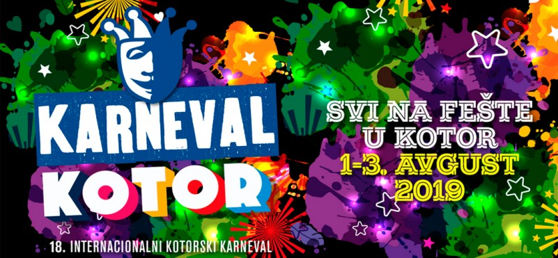 18th International Summer Carnival in Kotor