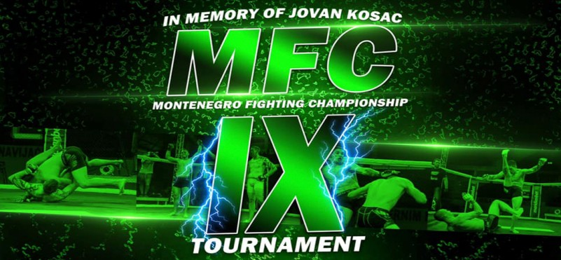 IX Montenegro Championship in fights without rules - MFC 2019