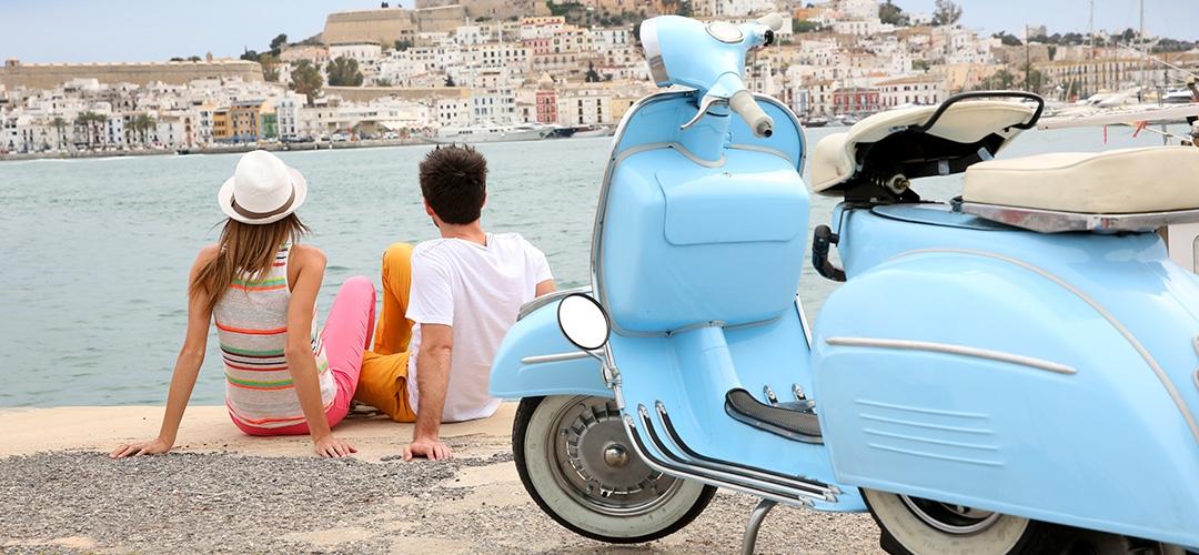 Motorcycle Rental Scooter Moped In Montenegro Rental