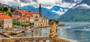 Perast, Montenegro