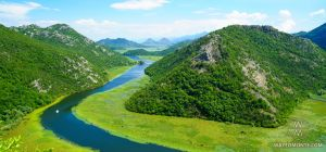 National Park Skadar Lake, Montenegro