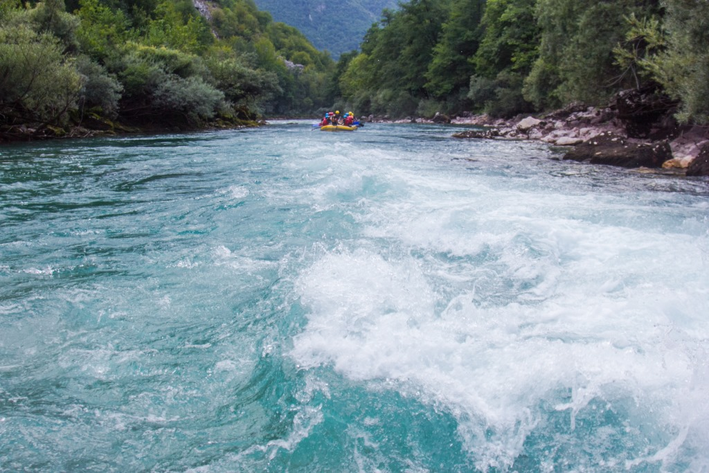 "Europeans call the river Tara ""Tears of Europe"", because it is so transparent that the water in this river can be drunk without purification."