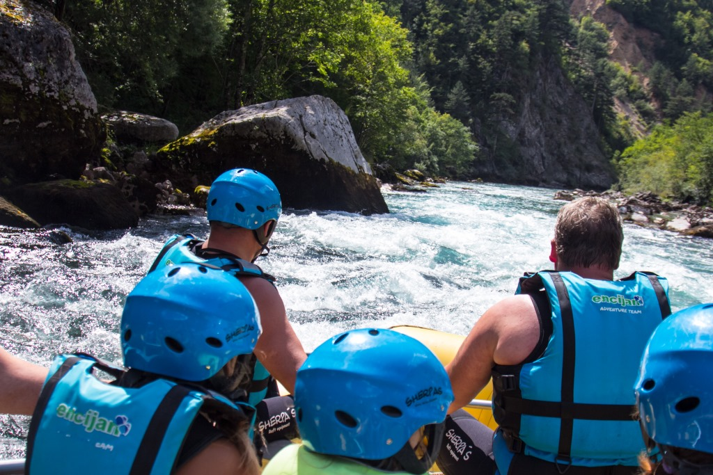 Rafting in Montenegro is one of the most exciting adventures that can be found in Europe