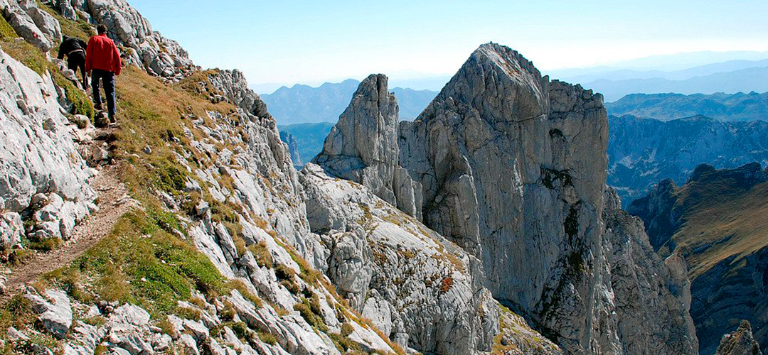 Mountaineering and rock-climbing in Montenegro