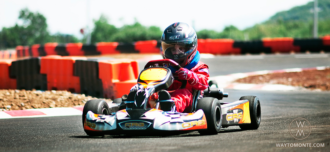 Carting in Podgorica