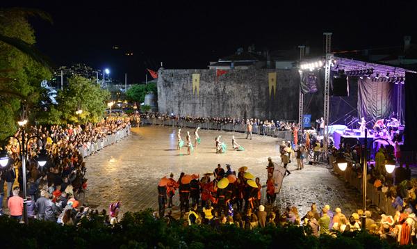 XVI International Festival - Carnival May Evenings in Budva, Montenegro