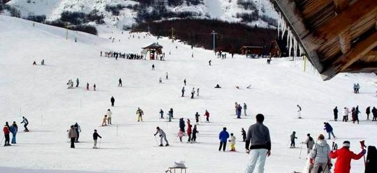 Description & Ski center \u0026quot;Turjak\u0026quot; opened its door again
