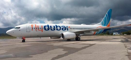Flydubai to lauch flight Dubai-Tivat from 23 June