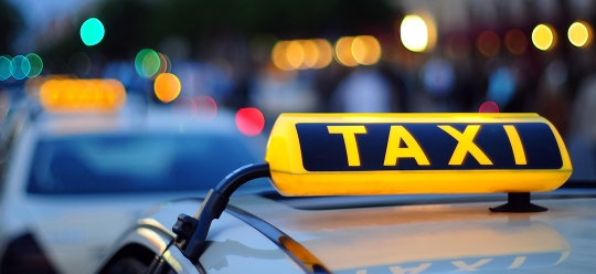 It has become easier to order a taxi!