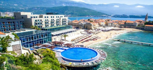 There are 204 hotels of the highest category in Montenegro