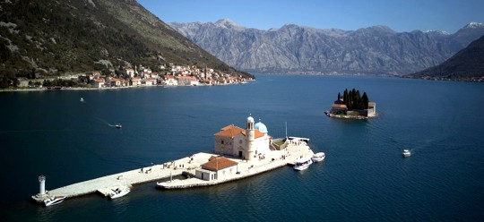 Montenegro is in the list of the 40 most beautiful countries in the world
