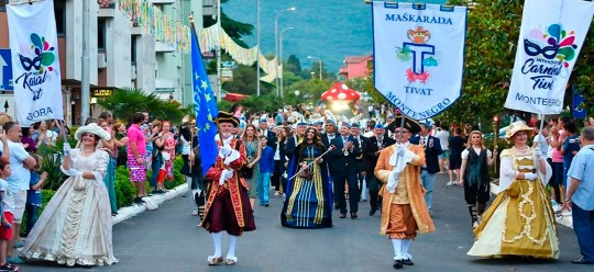 Tivat International Carnival Canceled