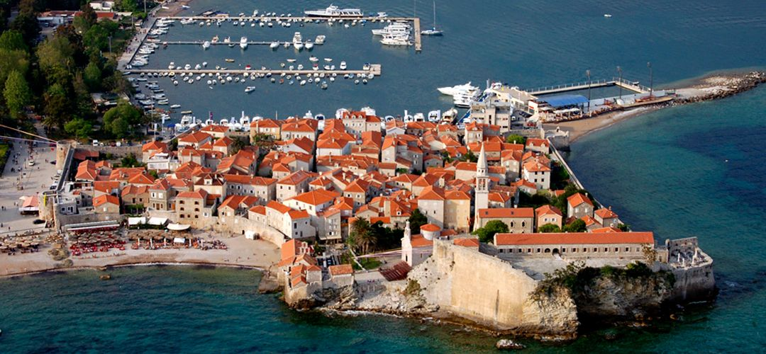 The Old Town Budva