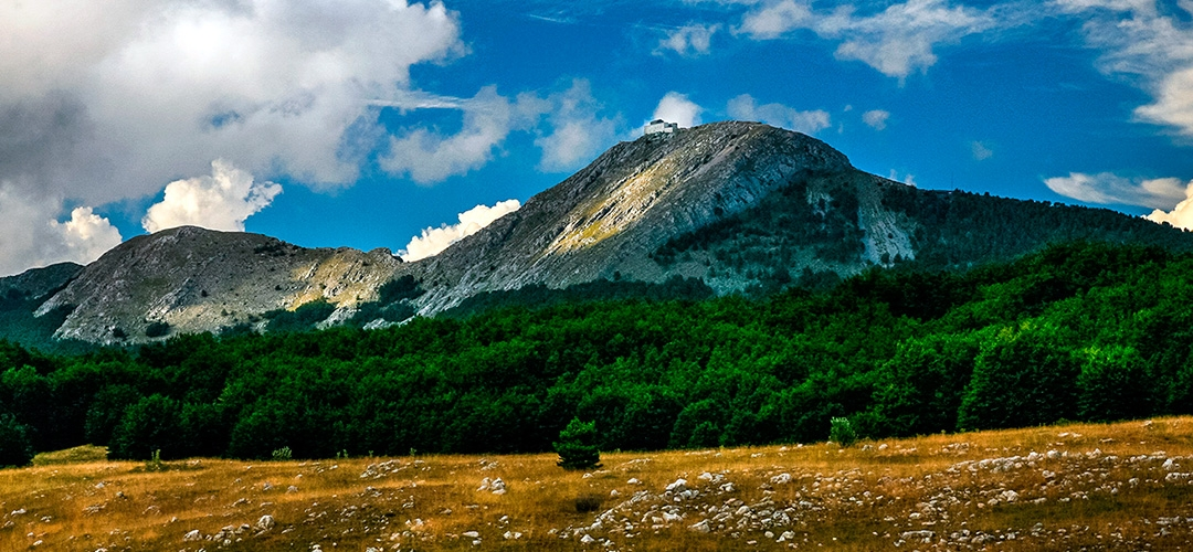 National Park Lovcen