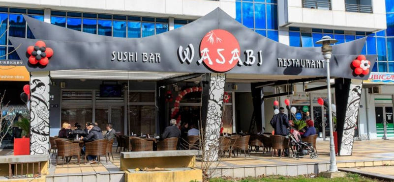 Sushi bar-restaurant Wasabi
