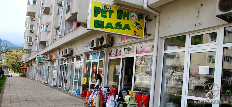 Pet shop Maša