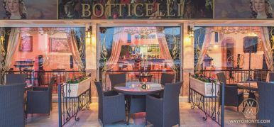 Cafe and Lounge bar Botticelli