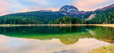 Top 5 the most beautiful mountain lakes