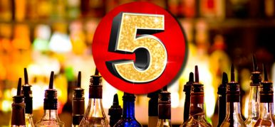 TOP 5 bars in Budva