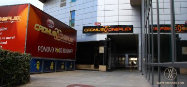 Cinema Cadmus Cineplex