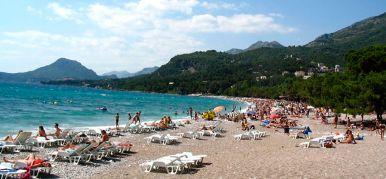 Beaches Barska Riviera Montenegro