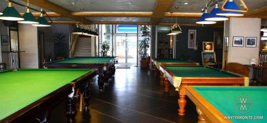 Billiard club Mogren