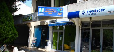 Information centre (tourist centre) in Bar