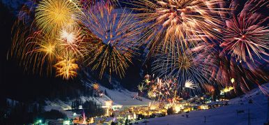 New year in Montenegro