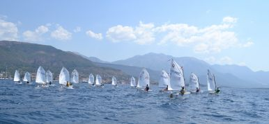 Sailing club Delfin