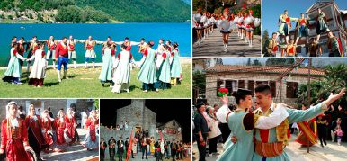 Holidays and festivals in summer in Montenegro