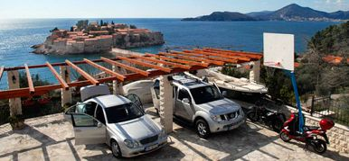 Parking in Montenegro - paid and free