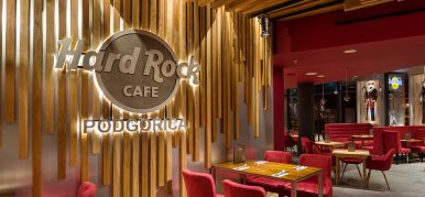 Cafe Hard Rock
