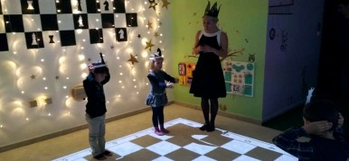 Children's playroom Fantasy