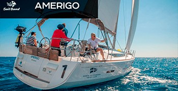 Photo Rent Jeanneau Sun Odyssey AMERIGO. Sailing yacht. Rent in Montenegro