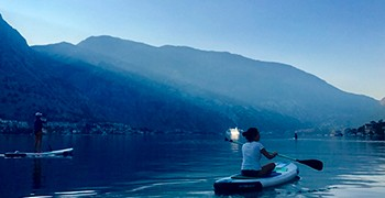 Photo Rent SUP. SUP (Stand Up Paddleboarding). Rent in Montenegro