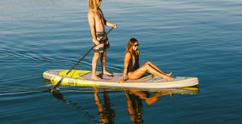 Photo Rent SUP Paddle Board Gladiator 12.6 + skipper (captain). SUP (Stand Up Paddleboarding). Rent in Montenegro